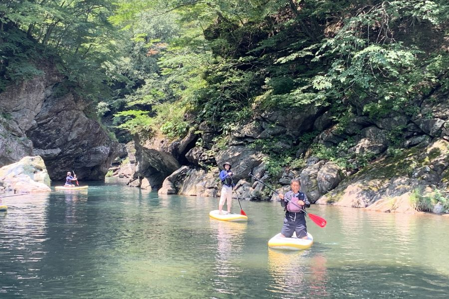 【mizudori SUP】夏にオススメ!旬なツアーをご紹介します